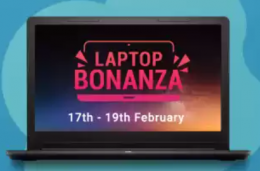 Flipkart Laptop Sale Offers: Upto 40% OFF on Laptops, Extra 10% Instant Discount Via ICICI Bank cards, Extra Earn 1000 Free Supercoins