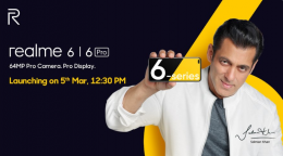 Buy Realme 6 Flipkart Price @ Rs 12,999, Specifications, Next Sale Date 11th March, Buy Online In India