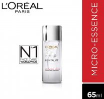 Buy L'Oreal Paris Revitalift Crystal Micro-Essence, 65 ml at Rs 607 from Amazon (Apply 5% OFF Coupon)