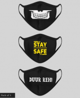 Bewakoof CORONA Prevention Gears- Upto 60% OFF on Safety Essentials- Super Safety Savers for Masks, Sanitizers & more