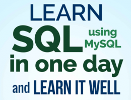 Learn Complete SQL Course 2020: Become a MYSQL Master Free Udemy COurse