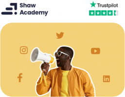 Get Shaw Academy Diploma in Social Media Marketing Complete Online Curse free