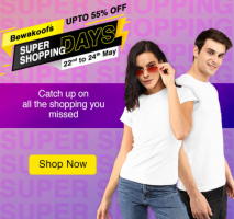 Bewakoof Coupons Offers: Bewakoof 12 Months Tribe Membership at Rs 299, Extra Get Free Backpack