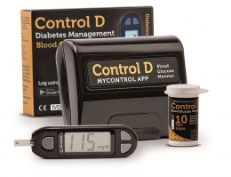 Digital Glucose Blood Sugar testing Monitor Machine- 25 Strips Glucometer from Flipkart at Rs 359