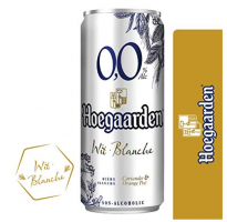 Hoegaarden 0.0 Non Alcoholic Beer Pouch, 3 X 330 ml at Rs 240 from Amazon