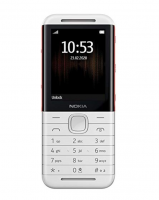 Buy Nokia 5310 (Dual Sim, White/Red) Keypad Mobile From Amazon at Rs 3399 only