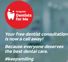 Colgate Free Dental - Oral Check-ups Consultation- Signup Now