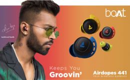 Buy Boat Airdopes 441 Truely Wireless Ear Buds at Rs 1,999 from Amazon
