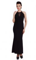 Buy Women Maxi Black Dress from Flipkart at Rs 439 Only (Pre-Book Deal)
