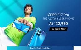 Oppo F17 Pro Flipkart Amazon Launch Price Rs 22990, 6 AI Portrait Camera, Specifications, Next Sale Date