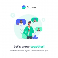 Groww App Reviews, App Downloads, Refer and Earn Upto Rs 10,000