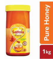 Buy Saffola Honey- 100% Pure (1 kg) at Rs 249 only from Flipkart