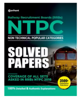 Buy Latest Rrb Ntpc Solved Papers, English at Rs 184 from Flipkart