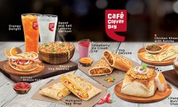 Cafe Coffee Day Coupons Offers: Flat 50% OFF on CCD Gift Vouchers from Magicpin