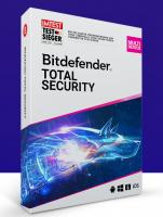 Get Bitdefender Total Security 2021 VPN 180 Days Free Trial Offer
