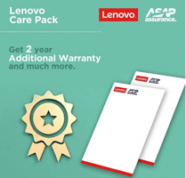 Buy Lenovo Warranty Extension Pack 2 Year Extended Warranty with Onsite Service for Select IdeaPad Yoga Flex & Legion Laptops at Rs 2099 only