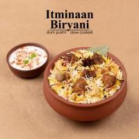 Itminaan Biryani Coupon Code Offer- Flat Rs 150 OFF on Rs 200 Biryani Orders [All Users]