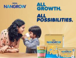 Lybrate Free Sample Coupon Offers: Get Free Nestle Nangrow (33gms) Sample
