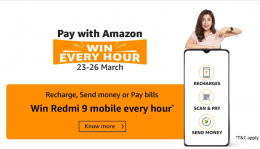 Amazon Pay Discount Coupons Offers: Flat Rs 100 Back on Shopping worth Rs 400 or More