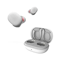 Buy Amazfit PowerBuds the TWS Earphones with ENC Dual-Microphone Noise Reduction Filtering Ambient Noise for HD Calls, Heart-Rate Monitoring at Rs 2499 from Amazon