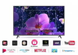 Buy iFFALCON by TCL (43 inch) Full HD LED Smart Android TV(43F2A) at Rs 22999 from Flipkart (prepaid), Get TCL 180 W Bluetooth Soundbar at Rs 1 only