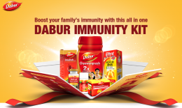 Buy Dabur Immunity Booster Products Kit (Set of 6) at Rs 300 from Amazon
