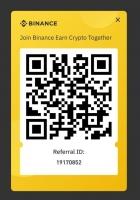 Best Binance Referral Code 2021- 19170852. Get upto 45% OFF on all Binance Trading Fees