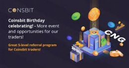 Coinsbit CIN India's Biggest Airdrop Of $200 CIN Coins | Worth ₹15000, Coinsbit Refer and Earn