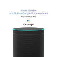 Buy Mi Smart Speaker With Google Voice Assistant at Rs 1999 from Flipkart
