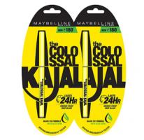 Buy MAYBELLINE NEW YORK Colossal Kajal Promo (Black, 0.7 g) at Rs 169 from Flipkart