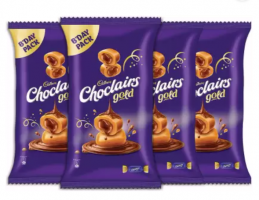 Buy Cadbury Choclairs Gold (110 Candies), 605 gm (Pack of 4) Truffles at Rs 550 From Flipkart