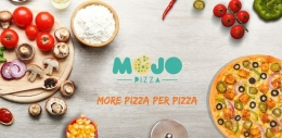 Mojo Pizza Coupons & Offers: Flat 50% OFF upto Rs 200 OFF on Mojo Pizza Orders, Mojo Pizza refer code- KRISH62SR