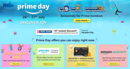 Amazon Prime Day Sale 2021 Offers: Exclusive Discount Coupons for Prime Members, Extra HDFC Bank Offers [26th-27th July 2021]