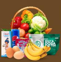 FLIPKART QUICK Grocery Order Discount Offers: Get Flat Rs 50 OFF + Free Delivery on Order via Flipkart Quick