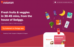Swiggy Instamart Grocery Shopping Discount Coupons Offers- Flat 70% Off Upto Rs 120 On Swiggy Instamart via Paytm