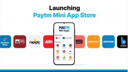 Paytm Mini App Store Cashback Coupons Offers- Get Upto Rs 500 Cashback on Paytm Mini Apps Store