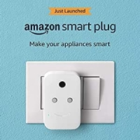 Buy Amazon Smart Plug (works with Alexa) - 6A, Easy Set-Up at Rs 399 from Amazon (Apply Rs 600 OFF Coupon)