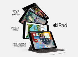 Buy / Pre Order 2021 Apple iPad Mini with A15 Bionic chip (Wi-Fi, 64GB) at Rs 30,900 from Amazon