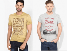 Jabong Clothing Offers- Get Flat 80% OFF On Men's & Women's Branded Clothing