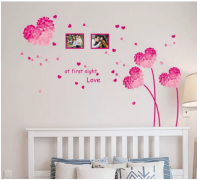 Buy Large PVC Vinyl Wall Stickers starting just at Rs 49 only from Flipkart