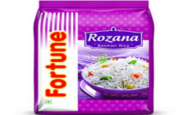 Buy Fortune Rozana Basmati Rice, 1kg at Rs 72 from Amazon
