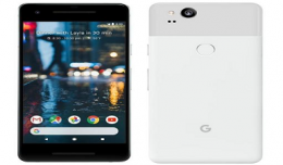 Buy Google Pixel 2 (Clearly White, 64 GB) (4 GB RAM) at Rs 49,999 on Flipkart