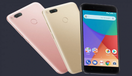 Buy Mi A1 (Black, 64 GB) (4 GB RAM) at Rs 12,999 on Flipkart