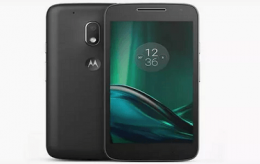 Buy Moto E4 Plus (Iron Gray, 32 GB)  (3 GB RAM) on Flipkart with 5000 mAh battery at Rs 7,999