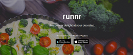Runnr Coupons Code Offers- New User Get Rs 75 OFF on First Order - May 2018