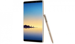 Buy Samsung Galaxy Note 8 (Midnight Black) at Rs 67,900 on Amazon