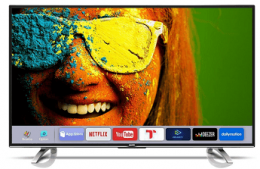 Buy Sanyo 107.95 cm (43 inches) XT-43S8100FS Full HD IPS Smart LED TV (Black)  at Rs 24,999 from Amazon