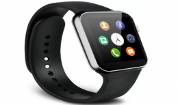 Buy SYL Yezz Andy 5E LTE Silver Smartwatch at Rs 1,449 on Flipkart